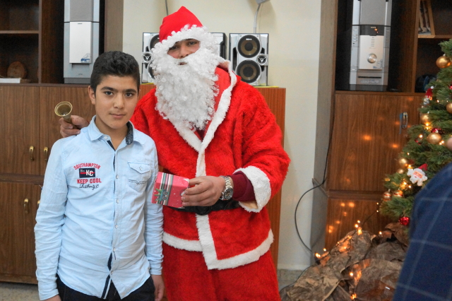 Khaled Al Saleh Last Christmas
