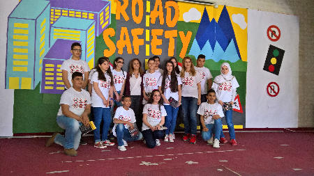 Grade 9 Road and Safety Project